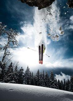 #thepursuitofprogression #Lufelive #Skiing #Ski #NY #LA