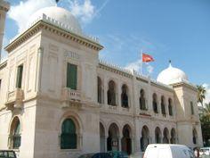 Collège Sadiki, Tunis, Tunisia.