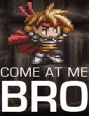 Cless Alvein: Come at me bro!    #tales #of #phantasia #talesofphantasia #talesof #cless #alvein #clessalvein #cress #cressalvein #comeatmebro #bro #comeatme