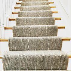 ideas farmhouse staircase runner wood stairs for 2019 Carpet Diy, Best Carpet, Wall Carpet, Bedroom Carpet, Living Room Carpet, Carpet Ideas, Cheap Carpet, Modern Carpet, Stairway Carpet