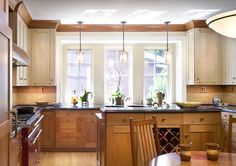Kitchen - traditional - kitchen - dc metro - Bennett Frank McCarthy Architects, Inc.
