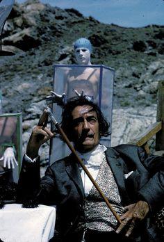 A Soft Self-Portrait of Salvador Dalí