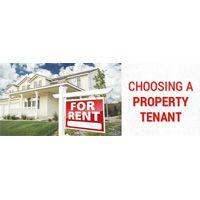 Choosing a property