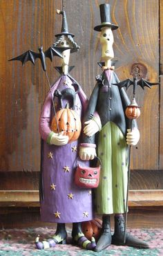 American Goth-ick from the Williraye Studio Halloween Collection $49.99 at the Cottage Gift Shop - Elmira, NY