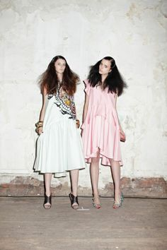 Cynthia Rowley Spring 2013 Ready-to-Wear