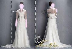 Jesus Peiro Long Sleeve Wedding Dresses , idea Jacket Bridal Wraps , simple