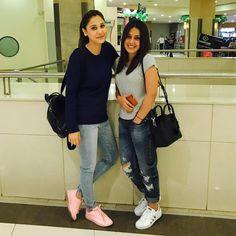 Hina Altaf, Arabic Wedding Dresses, Pakistani Actress, Pakistani Dramas, Stylish Outfits, Fashion Outfits, Iqra Aziz, Shalwar Kameez, Kurti