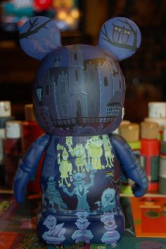 Vinylmation Haunted Mansion, WANT!!
