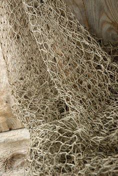 Fish Netting Fish Nets $9 Complete your nautical theme with our authentic slightly used fish netting. These fish nets range from dark grey to brownish black and add a convincing feel to your decor. Perfect for decorating a Pirate's ship. These genuine fishing nets are sure to impress.