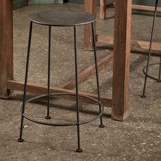 "Wildon Home ® Iron 26"" Bar Stool (Set of 2)"