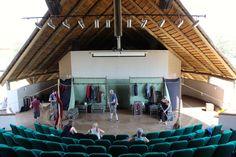 Venue #104 - Mowana Safari Lodge Theatre - Kasane, Botswana - Photo by Amanda Wilkin