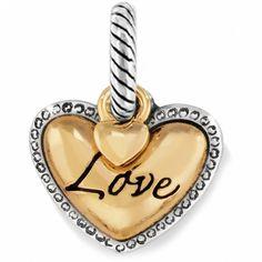 Big Love Charm