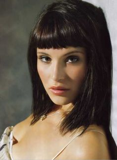 99 Latest Hairstyles with Bangs for Women 2018