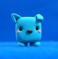 Kawaii Dog Cube | by Jenn and Tony Bot