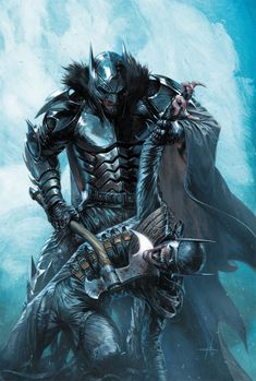 Batman: Dark Nights - Metal cover by Gabriele Dell'Otto Batman Metal, Batman Dark, Batman The Dark Knight, Batman Vs Superman, Evil Batman, Batman Armor, Batman Arkham, Batman Robin, Comic Book Characters
