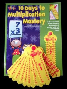 Loved these as a kid! They are excellent for drill work in  addition, subtraction, multiplication, division, fractions, and  pre-algebra.