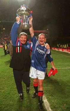 Knox and Gazza