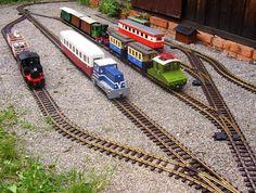 Zahradní železnice