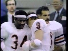 Walter Payton - Beyond The Glory The best, the greatest... The Sweetness..