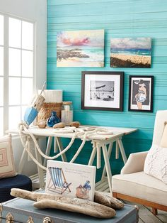 Find the perfect accent for your beach theme at prices up to 70% off! We've got Spring and Summer on the mind... Now is the time to refresh your home!