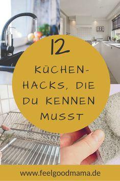 Wie du deine Küche sauber und hygienisch hältst A clean and tidy kitchen is a must. Because the kitchen is a special place, so to speak, the secret star of the