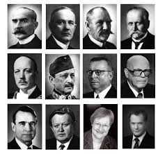 Presidents of Finland - Suomen presidentit Helsinki, History Of Finland, Finnish Words, All Presidents, School Fun, Independence Day, Norway, Sweden, Art Projects