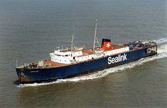 Navi, British Rail, Dublin, Sailing Ships, Boats, Places, Water, International Waters, North Sea