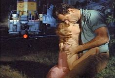 Picnic w. Kim Novak and William Holden .. such drama, i can't look away.