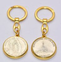 St Christopher, Virgin Mary and apparition key rings all depict the apparitions at Lourdes. We also have key rings filled with Lourdes water, drawn from the spring at the grotto. Saint Christopher, Virgin Mary, Our Lady, Key Chains, Key Rings, Catholic, Key Fobs, Key Fobs, Key Tags
