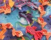 Crochet PATTERN - Sid the Snail - 70s Style Cutie with Butterfly  - crochet snail ornament pattern. $2.99, via Etsy.