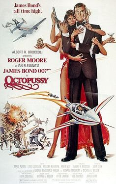 Octopussy with Roger Moore