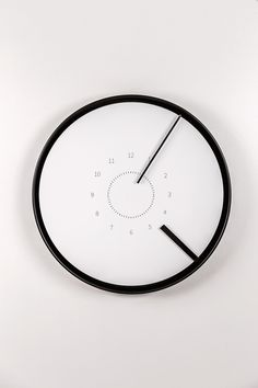 clock designed by alexane mélon