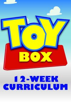 Toy Box 12-Week Children's Ministry Curriculum http://www.childrens-ministry-deals.com/products/toy-box-12-week-curriculum
