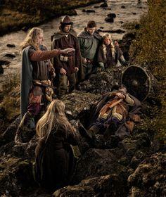 Egils saga - Egill heygður by Brynjar Ágústsson