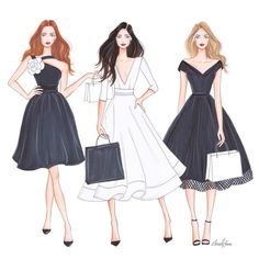 ideas fashion art drawing posts for 2019 Fashion Art, Fashion Models, Girl Fashion, Fashion Show, Fashion Outfits, Fashion Design Sketchbook, Fashion Design Drawings, Fashion Sketches, Fashion Drawing Dresses