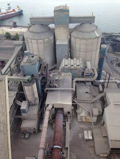 The Lehigh Hanson Cement Plant In Leeds Alabama Cement