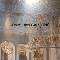 art and comme des garcons image Belle Epoque, Vanessa Moe, Collage Mural, Fashion Advertising, Fashion Addict, Fashion Fashion, Fashion Ideas, Fashion Dresses, Urban Fashion