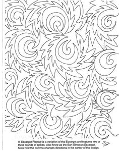 Relly Free Motion Machine Quilting Designs - page 10