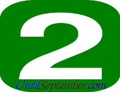 In case you would like to learn how many days until September then it will be enough for you to check the countdown. How Many Years, Read More, September, Sunday, Letters, Note, Learning, Check, Domingo