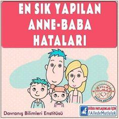 En sık yapılan anne-baba hataları...