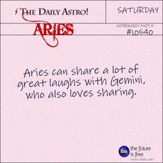 Aries 10540: Check out The Daily Astro for facts about Aries.Click here to  a free tarot reading :)