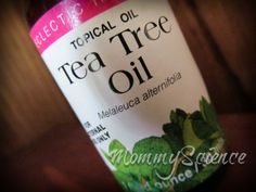Tea Tree Oil (aka: Melaleuca) is a natural antibacterial disinfectant that was commonly used as a general antiseptic by the aborigine tribes for thousands of years. More recently, the scientific co...