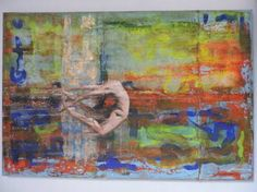 """Saatchi Art Artist Michele Rizzi; Painting, """"Dance the sound of the universe"""" #art"""
