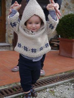 NICO maglione bimbo - baby sweater