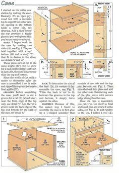 #1135 Miter Saw Station Plans - Miter Saw