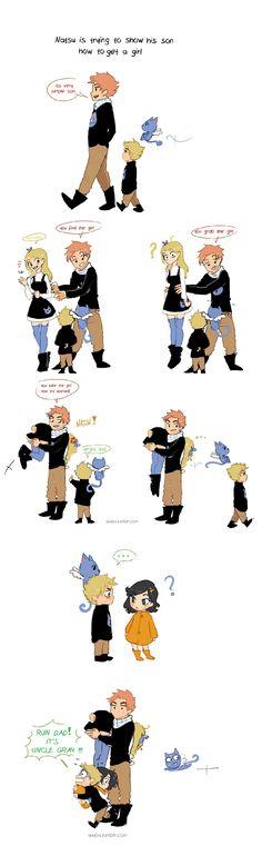 Ahaha omg this is cute