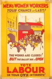 Labour Party Poster