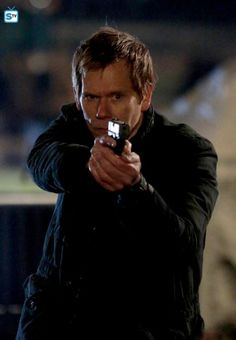 Ryan Hardy (Kevin Bacon) The Following 3x14 Dead or Alive/3x15  The Reckoning