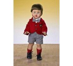 Juanín, de la colección de muñecas Mariquita Pérez