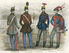 Egyenruhaviselet 1848 - 1848–49-es honvédsereg – Wikipédia